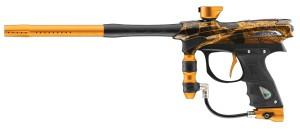 Proto Rail paintball geweer geel zwart