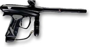 Proto Rail paintball geweer zwart glans